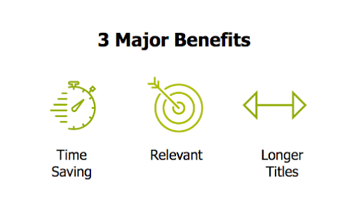 3 big advantages of dynamic search ads: more time, relevance, long titles